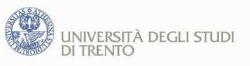 Universita Degli Studi di Trento